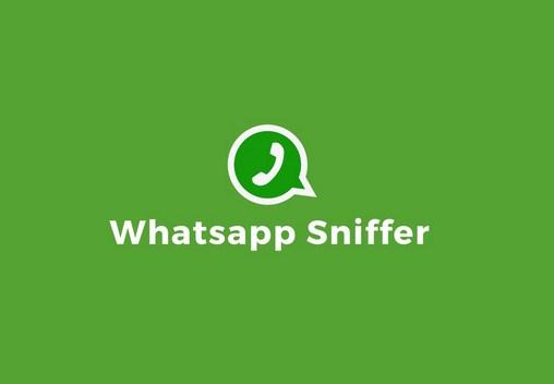 Apliakasi WhatsApp Sniffer