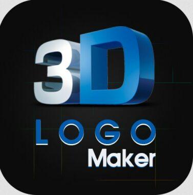 Aplikasi 3D Logo Maker