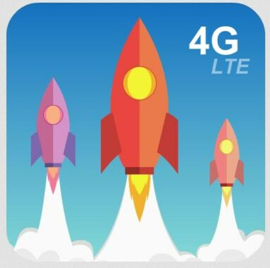 Aplikasi 4G LTE Signal Booster Network