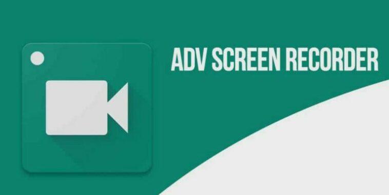 Aplikasi ADV Screen Recorder