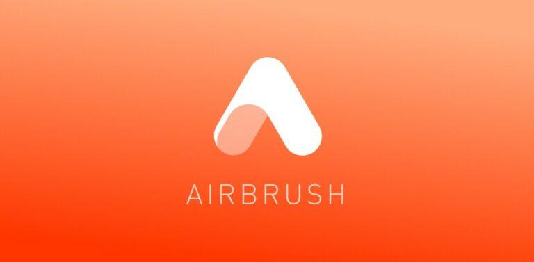 Aplikasi AirBrush