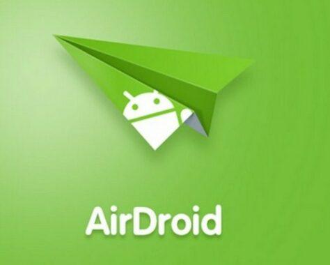 Aplikasi AirDroid: Remote access & File