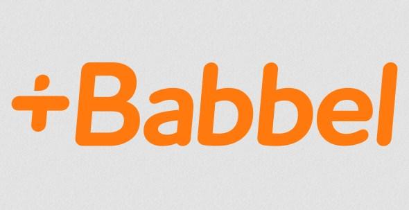 Aplikasi Babbel