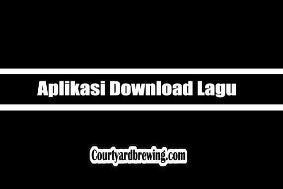 Aplikasi Download Lagu