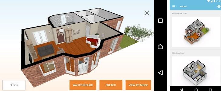 Aplikasi Floorplanner