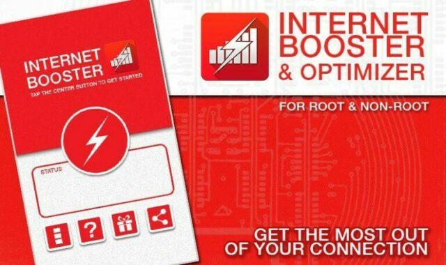 Aplikasi Internet Booster & Optimizer