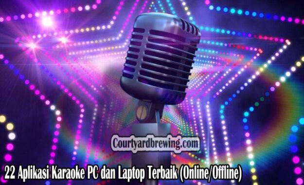 22 Aplikasi Karaoke PC dan Laptop Terbaik (Online/Offline)