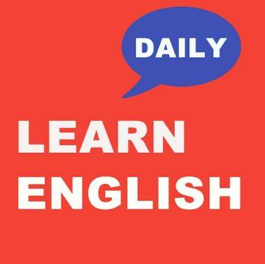 Aplikasi Learn English Daily