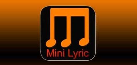 Aplikasi MiniLyrics