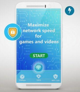 Aplikasi Network Master – Speed Test