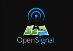 Aplikasi OpenSignalMaps