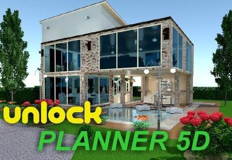 Aplikasi Planner 5D