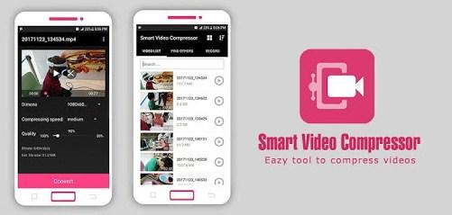 Aplikasi Smart Video Compressor
