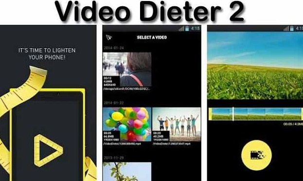 Aplikasi Video Dieter 2