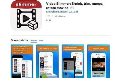 Aplikasi Video Slimmer