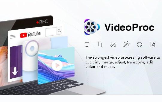 Aplikasi VideoProc
