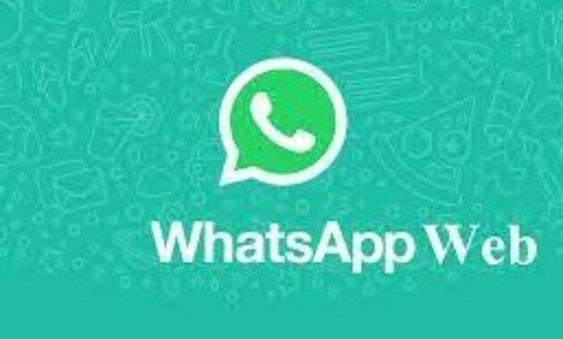 Aplikasi WhatsApp Web