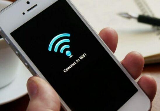 Aplikasi WiFi Connect