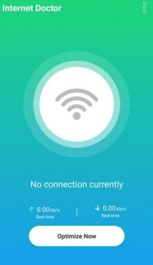 Aplikasi WiFi Doctor – Detect & Boost