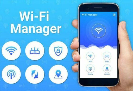 Aplikasi WiFi Manager