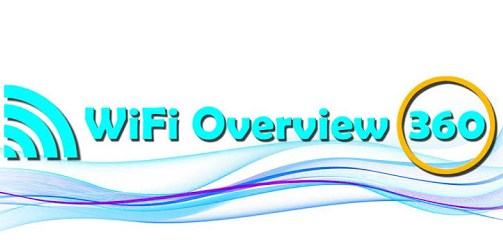 Aplikasi WiFi Overview 360
