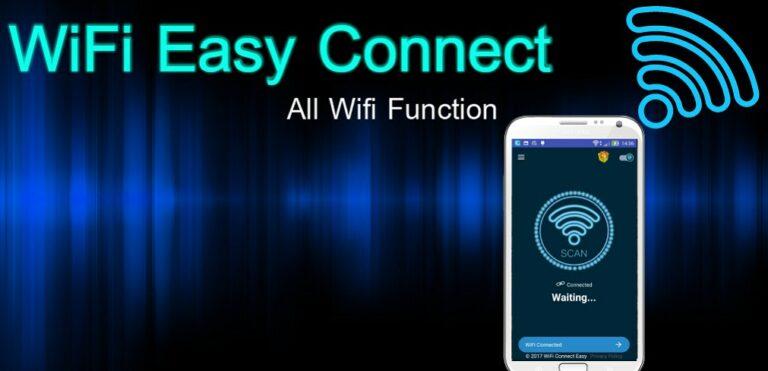 Aplikasi Wifi Connect Easy Internet Conection Everywhere