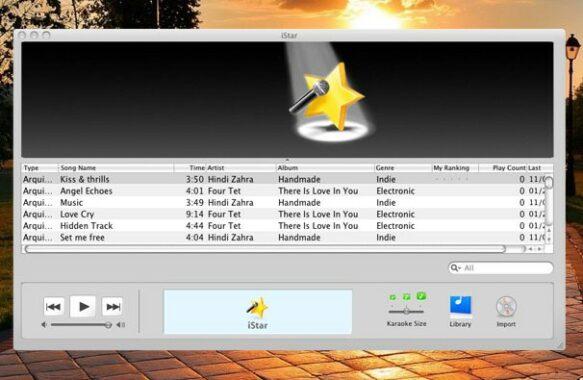 Aplikasi iStar