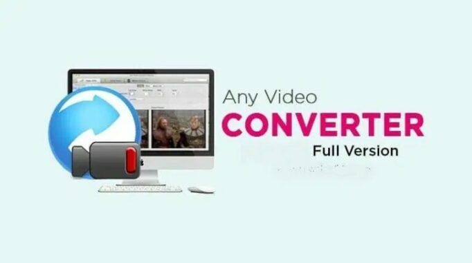Aplikasi Any Video Converter