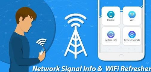 Apliksi Network Signal Info