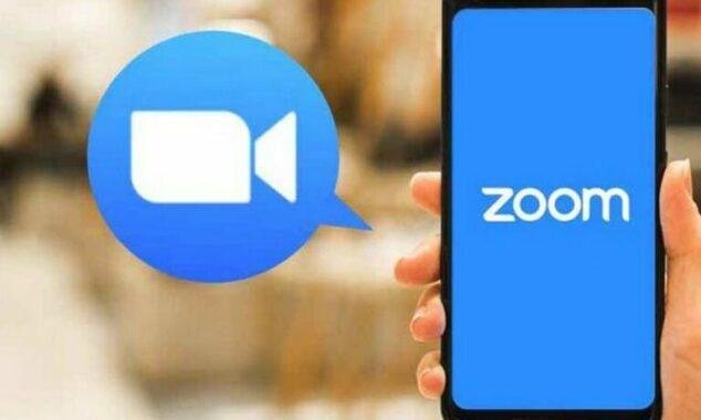 Buka Aplikasi Zoom di Smartphone