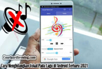 Cara Menghilangkan Vokal Pada Lagu di Android Terbaru 2021