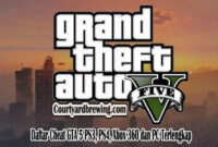 Daftar Cheat GTA 5 PS3, PS4, Xbox 360 dan PC Terlengkap