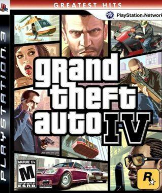 Cheat GTA IV PS3 dan PC