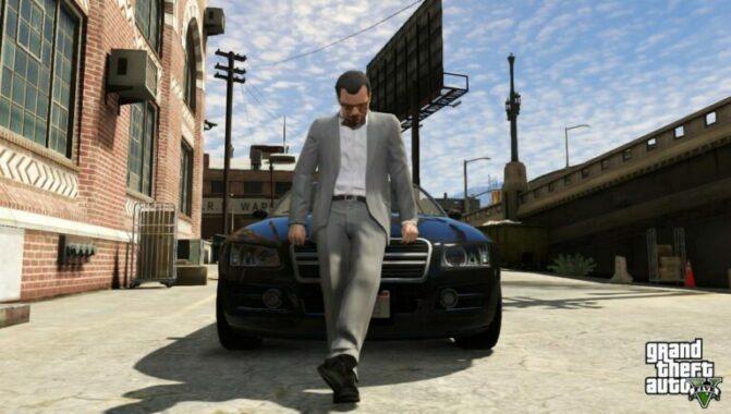 Cheat GTA San Andreas 5 PS3