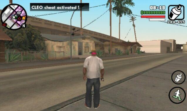 Cheat GTA San Andreas Untuk PC