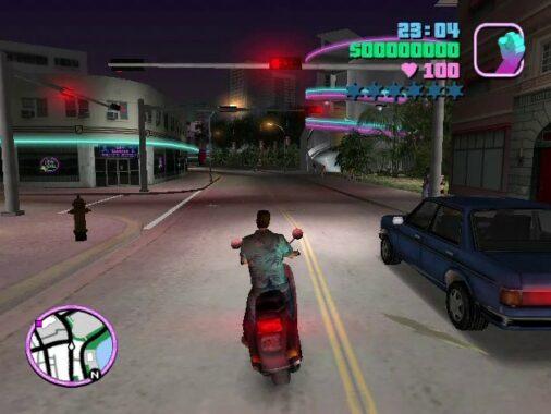 Cheat GTA Vice City