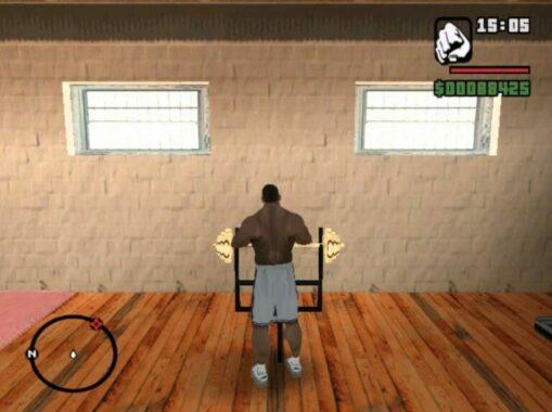 Cheat Kekuatan GTA San Andreas PC