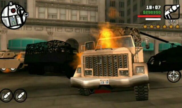 Cheat Lolos Dari Kejaran Polisi GTA San Andreas PC