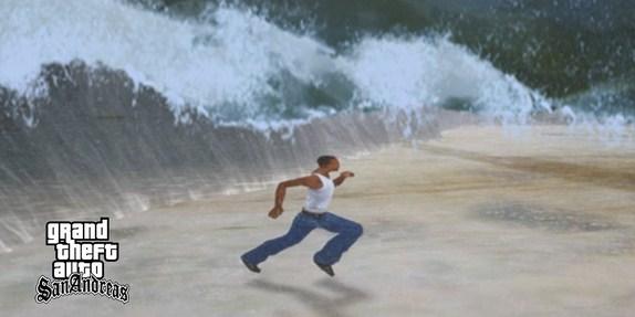 Cheat Perubahan Cuaca GTA San Andreas PC