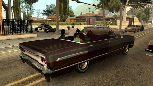 Cheat Seragam GTA San Andreas PC