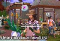 Cheat The Sims 4 Unlock All Items Terbaru (PC & PS4)