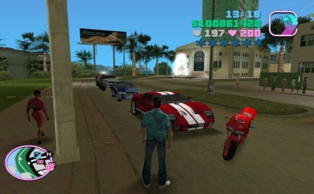 GTA Vice City PC