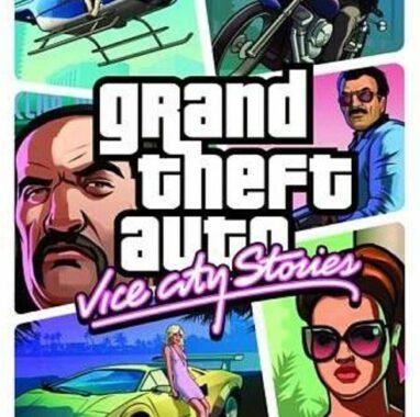 GTA Vice City Stories PS2