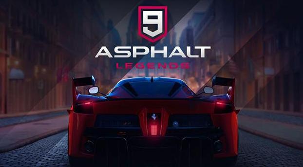 Game Balap Asphalt 9: Legends