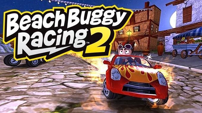 Game Balap Beach Buggy Racing 2