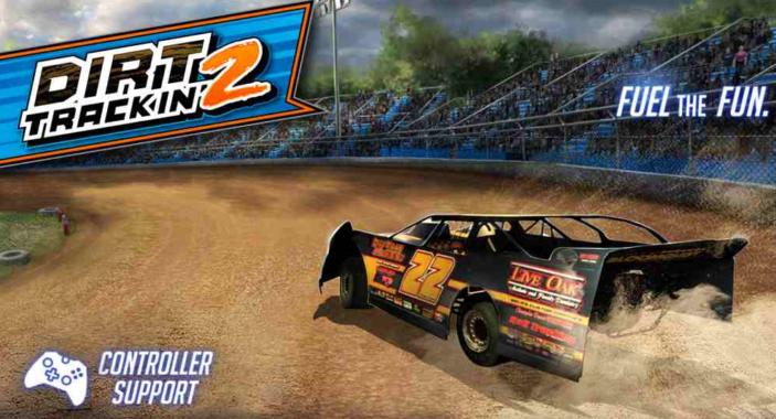 Game Balap Dirt Trackin 2