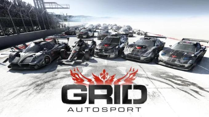 Game Balap GRID Autosport