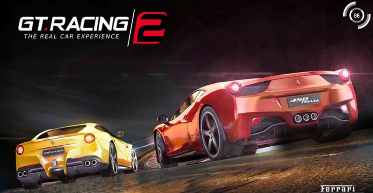 Game Balap GT Racing 2