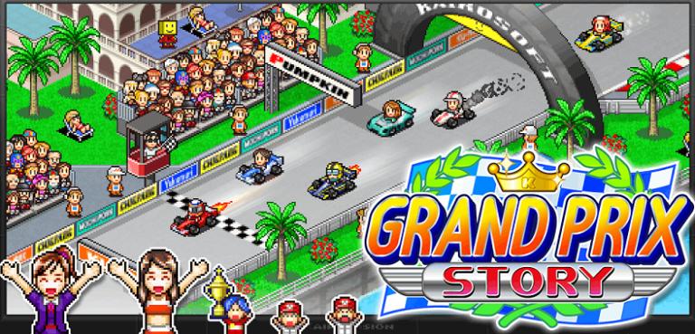 Game Balap Grand Prix Story