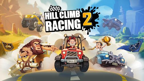 Game Balap Hill Climb Racing 2